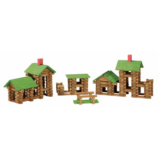 Tumble Tree Timbers Log Set