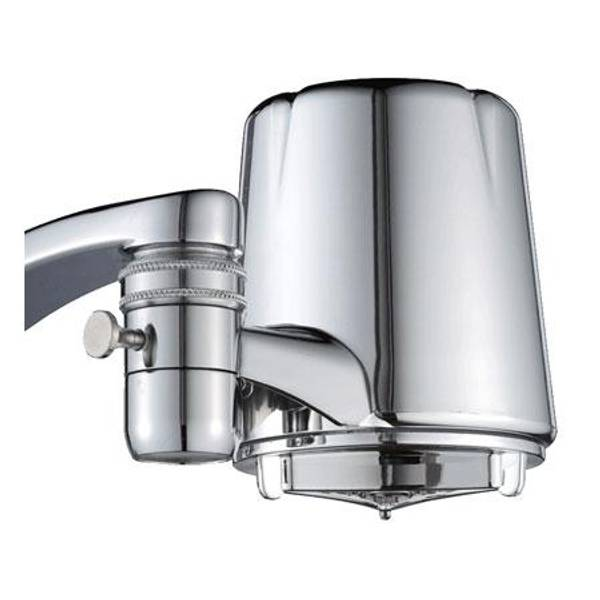 Culligan Fm 25 Faucet Mount Water Filter Polished Chrome