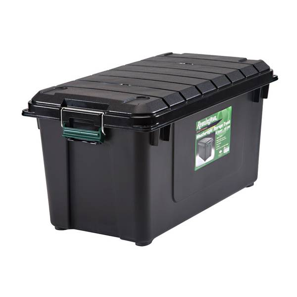Atv storage boxes
