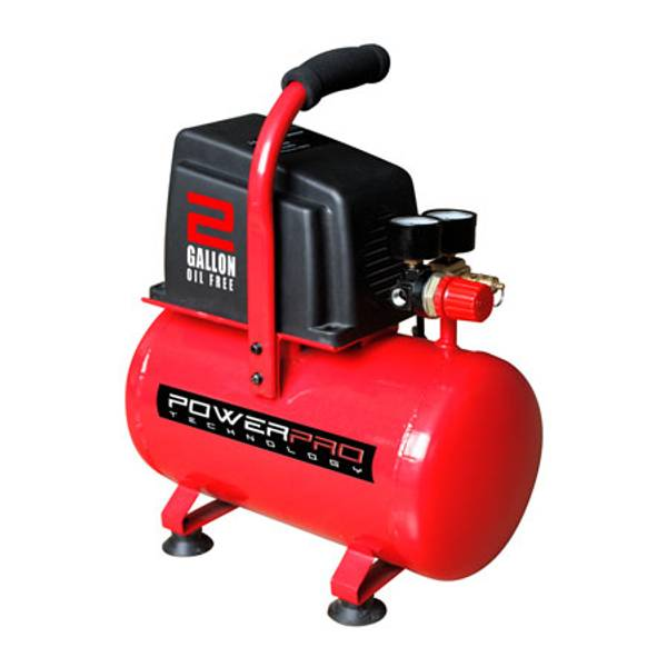 Oil Free Hotdog Air Compressor