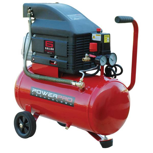 Horizontal Oil Lubed Air Compressor
