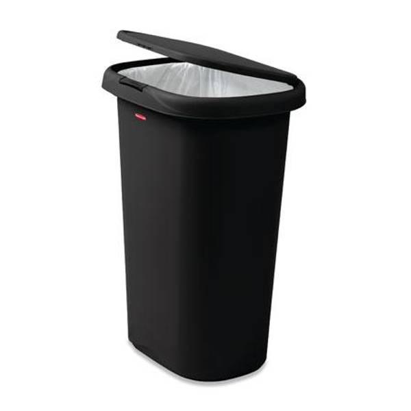 Spring Top Wastebasket