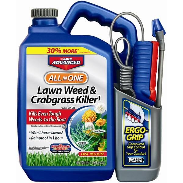 AIO / RTU Weed & Crabgrass Killer