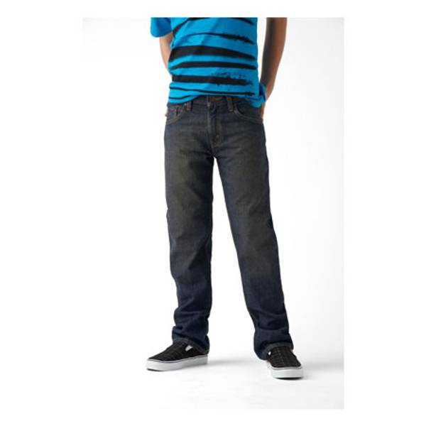 Boys'  Core Straight Leg Jeans
