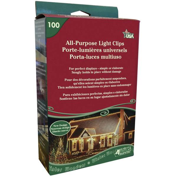 Purpose Light Clips - 100 Count
