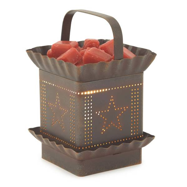 Starlight Tin Illumination Wax Fragrance Warmer