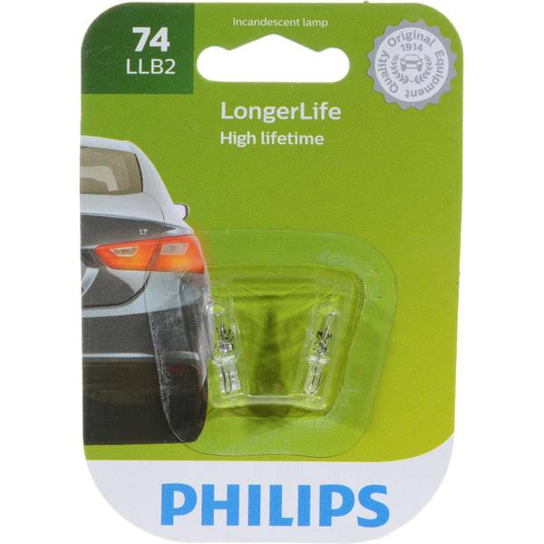 74 LongerLife Signaling Mini Light Bulbs