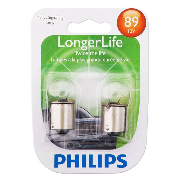 89 LongerLife Signaling Mini Light Bulbs