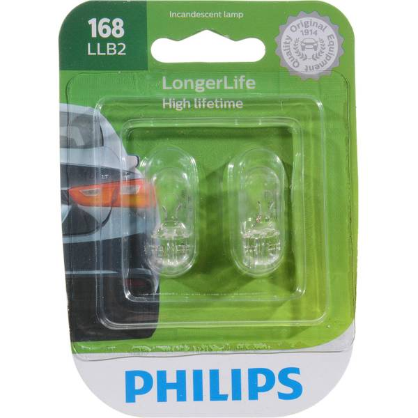 168 LongerLife Signaling Mini Light Bulbs