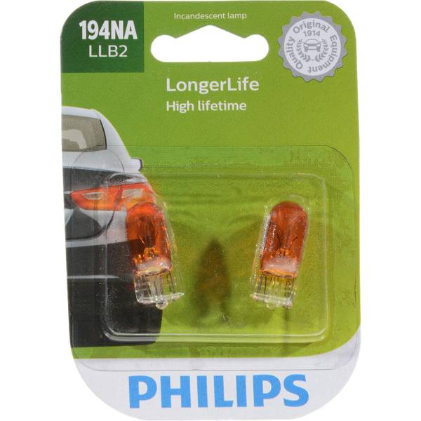 194NA LongerLife Signaling Mini Light Bulbs