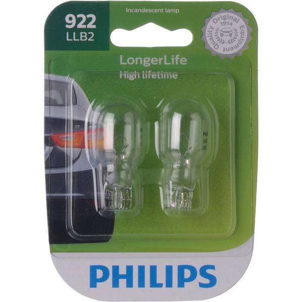 922 LongerLife Signaling Mini Light Bulbs