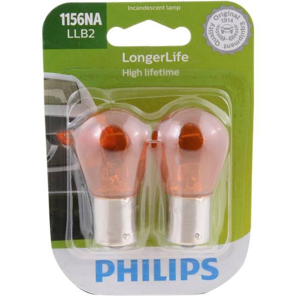 1156NA LongerLife Signaling Mini Light Bulbs