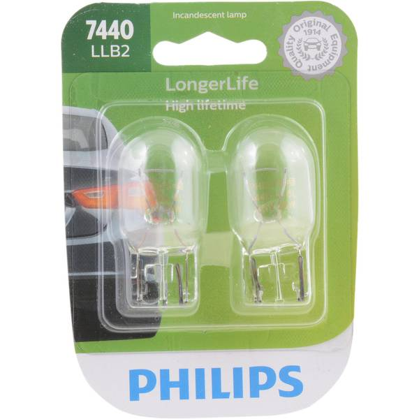 7440 LongerLife Signaling Mini Light Bulbs