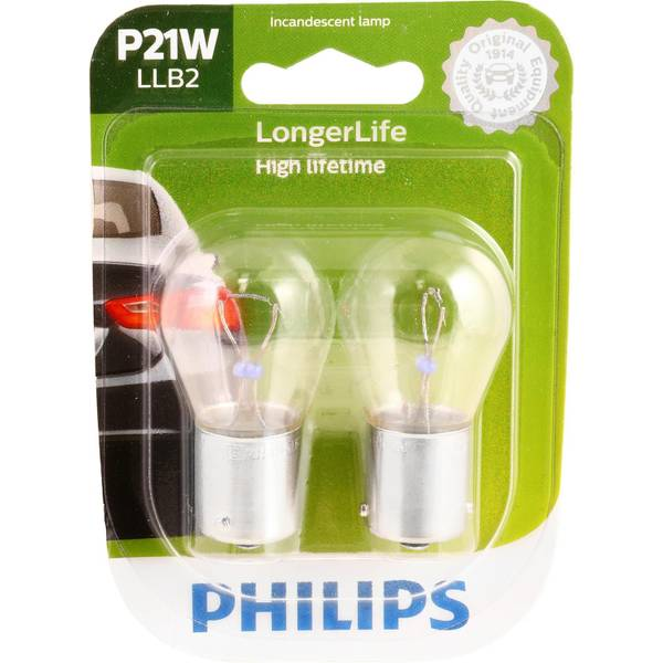 P21W LongerLife Signaling Mini Light Bulbs