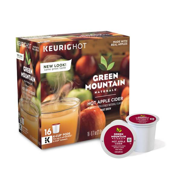 Naturals Hot Apple Cider K - Cups