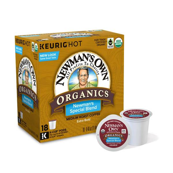 Organics Extra Bold Special Blend Coffee K - Cups