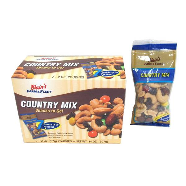 Country Mix To Go Pack
