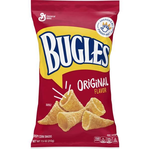 Photo of Crispy Corn Snacks