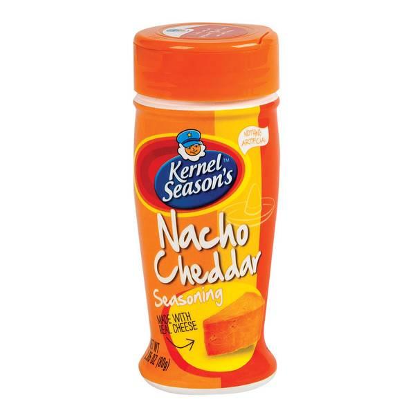 Photo of Nacho Cheddar Popcorn Seasoning