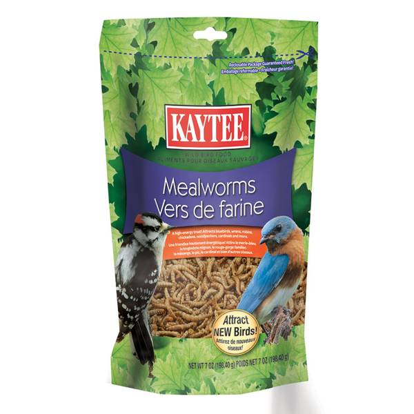 Mealworm Pouch