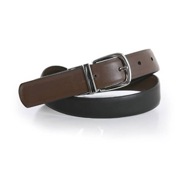 Boy's Basic Reversible Belt