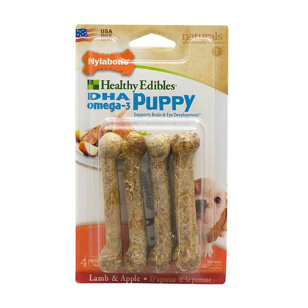 Healthy Edibles Puppy Lamb & Apple