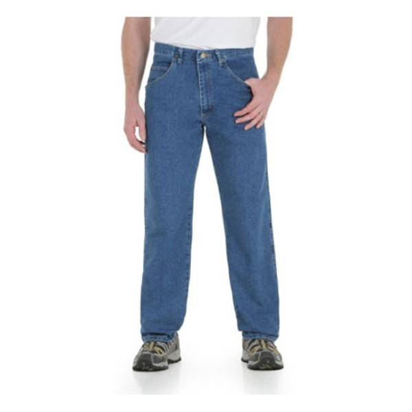 1fb33a62 Wrangler Rugged Wear Men's Stretch Jeans