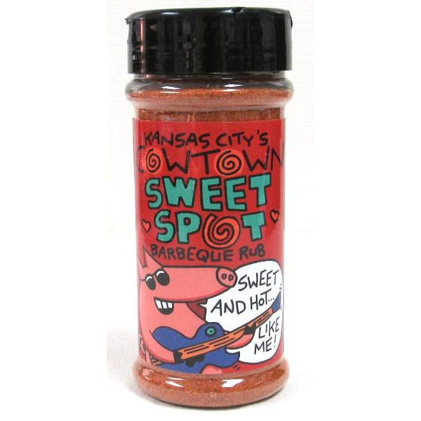 Sweet Spot Barbecue Rub