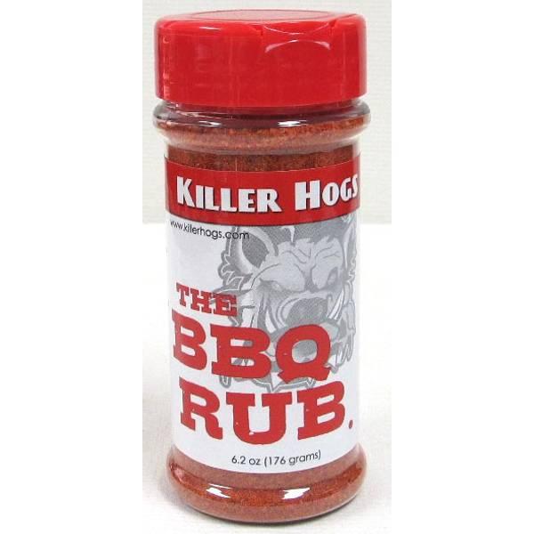 The BBQ Rub