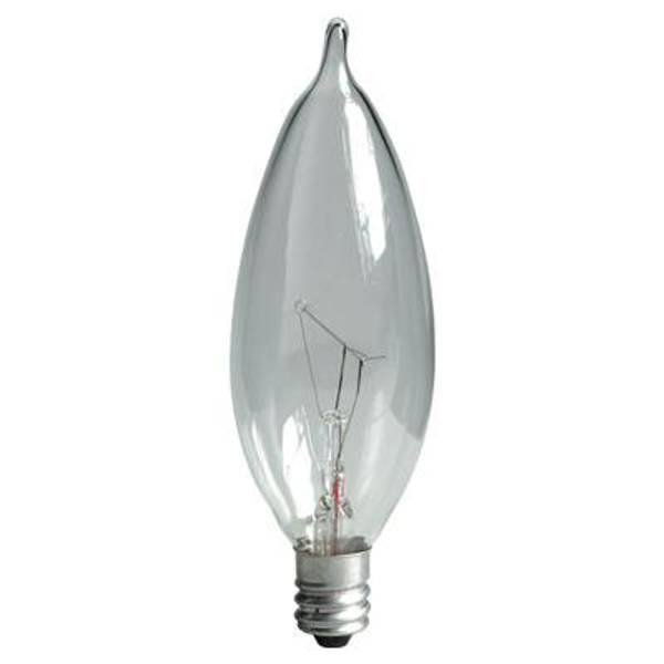 Crystal Clear Decorative Multi - Use Light Bulbs