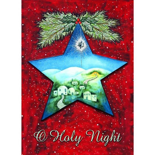O Holy Night Embellished Cards