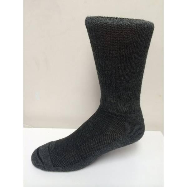 Men's Poly Wool Diabetic Socks