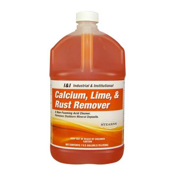 Calcium, Lime & Rust Remover