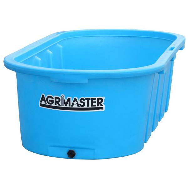 Agrimaster Poly Stock Tank By Behlen Country Capacity