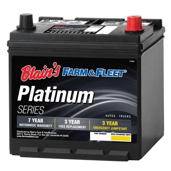 Car Batteries Farm Fleet