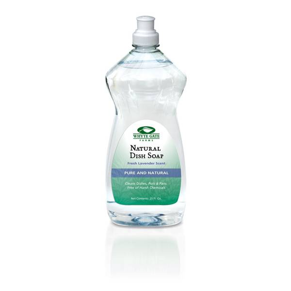 Best all natural dish soap