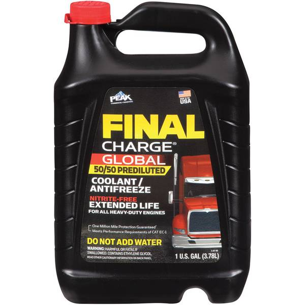 50 / 50 Pre-Diluted Coolant / Antifreeze