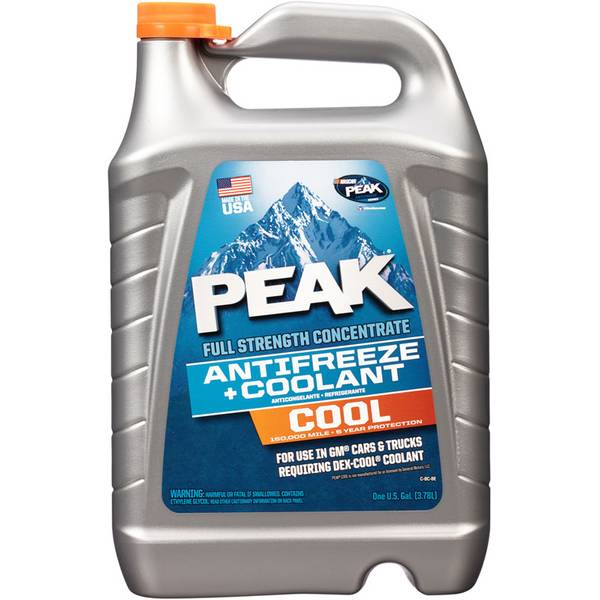 Cool Antifreeze and Coolant