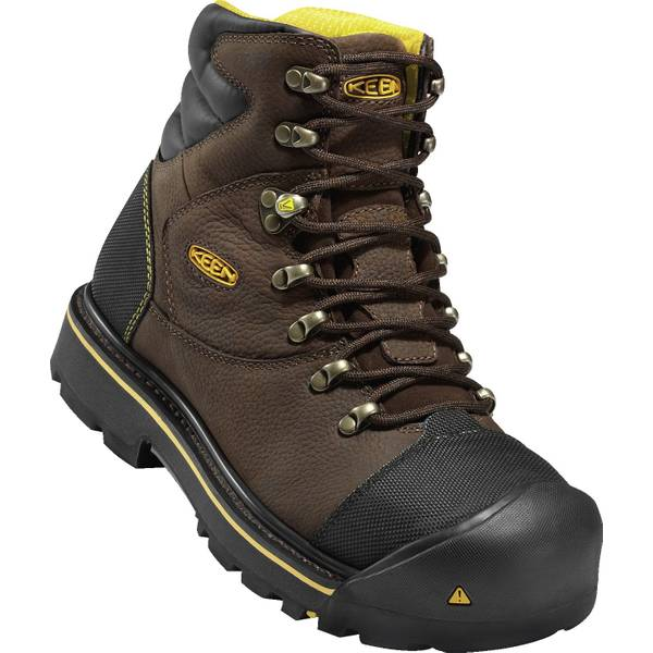 Men's Milwaukee Steel Toe Boot