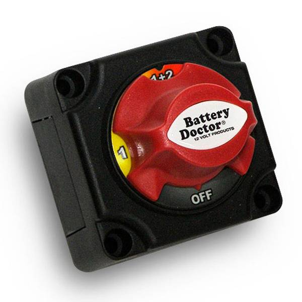Rotary Disconnect Switch