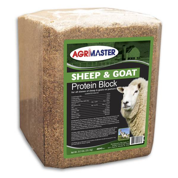 Sheep and Goat Protein Block