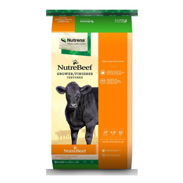 NutreBeef Textured Cattle Feed