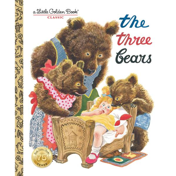 The Three Bears Children's Book