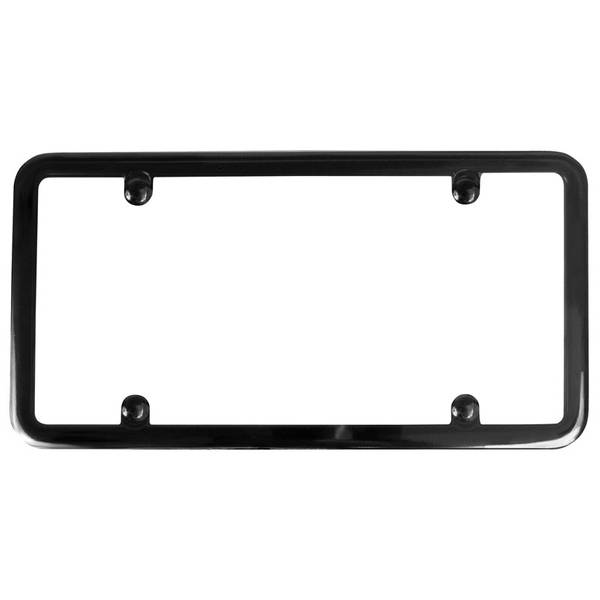 Select License Plate Frame with Caps