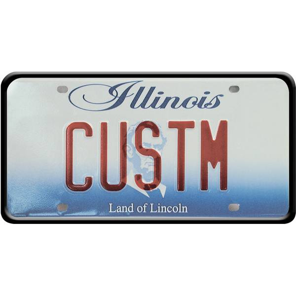 Recessed Plate Frame
