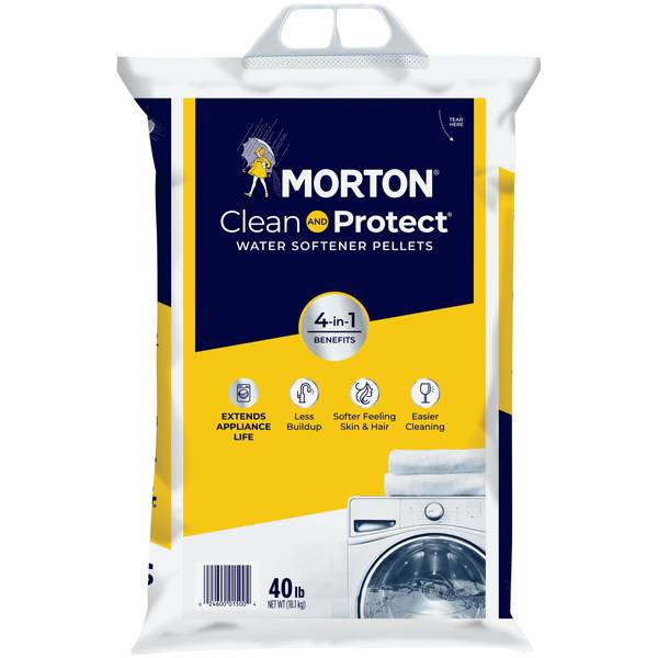 Clean and Protect Water Softener Pellets