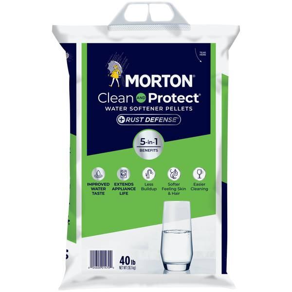 Morton Rust Remover Water Softening Pellets