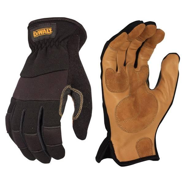 Men's Performance Driver Hybrid Gloves