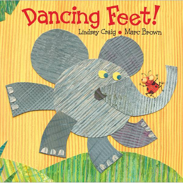 Dancing Feet! Board Book