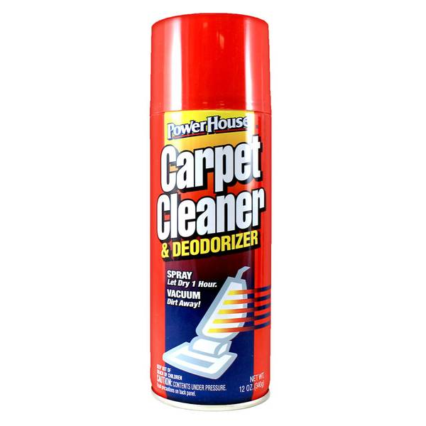 Carpet Cleaner & Deodorizer